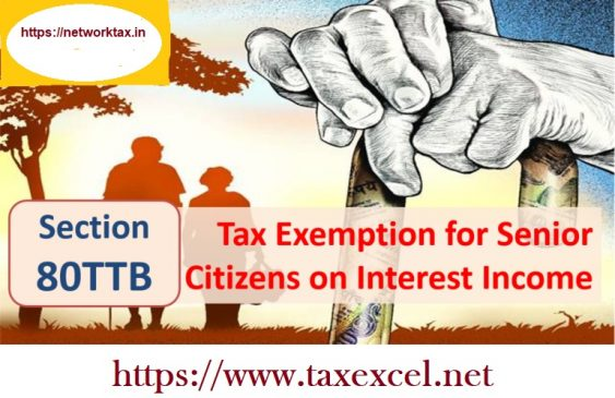 Income Tax Section 80TTB